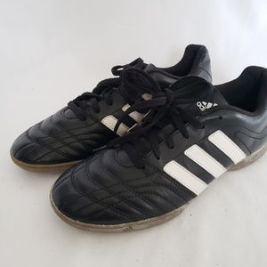 Adidas indoor soccer goletto tennis shoes sneakers